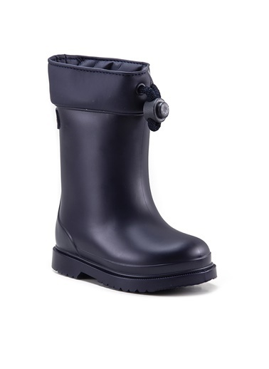 İgor Unısex Navy Çocuk Yağmur Çizmesi Lacivert